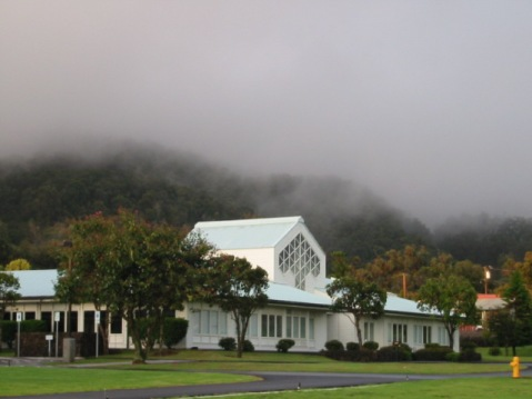 Keck Headquarters in Waimea on the Big Island of Hawaii - Image Credit: W. M. Keck Observatory